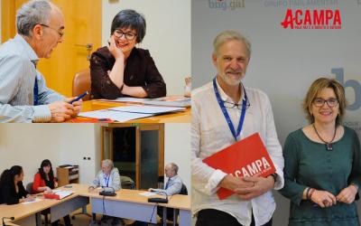 Receptividade no PSDG, EN MAREA e BNG para unha futura moción conxunta no parlamento galego coa que reclamar o recoñecemento internacional do status de migrante climático