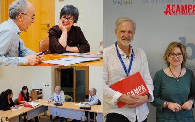 Receptividad en el PSDG, EN MAREA y BNG para una futura moción conjunta en el parlamento gallego con la que reclamar el reconocimiento internacional del estatus de migrante climático