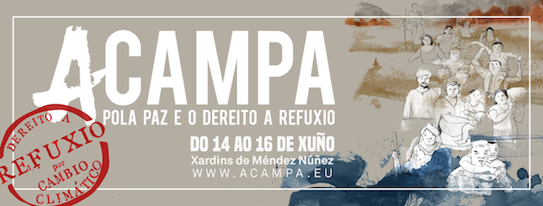 Manifesto Acampa 2018: No tienen rostro ni conciencia