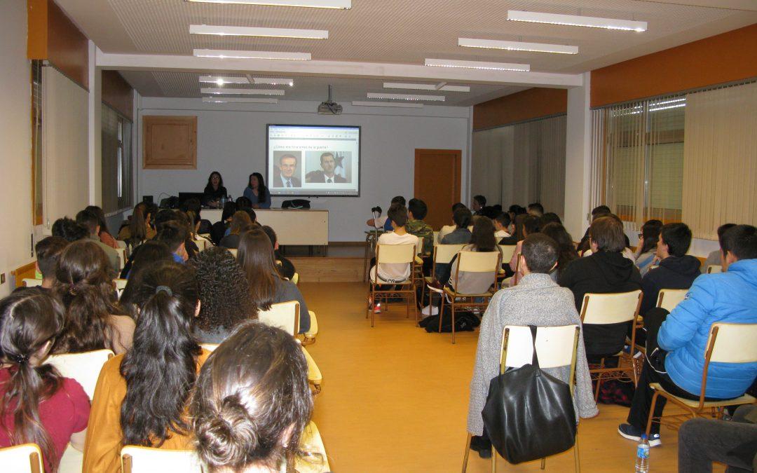 Presentación de Acampa en el IES A Sardiñeira
