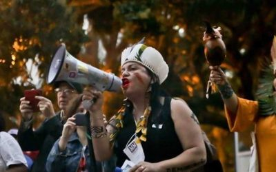 LA LIDER INDÍGENA BRASILEÑA JOZILÉIA KAINGANG CONFIRMA SU PRESENCIA EN ACAMPA CORUÑA 2020 PARA ACERCAR EL DRAMA DE SU PUEBLO ANTE LA DEFORESTACIÓN Y EL EXPOLIO IMPULSADOS POR BOLSONARO
